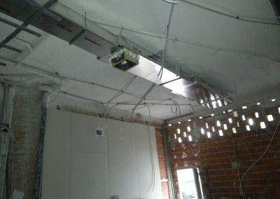 7 preinstalación de aire acondicionado
